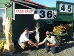 Ed Fillbaum New Member with 36.5# Tyee
