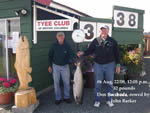 Tyee Fishing Club 6th Fish for 2008
