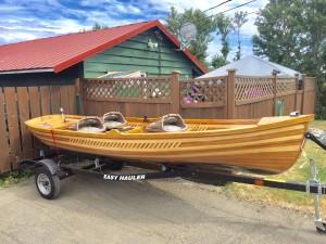 Barrett Boat