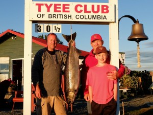 Greg Askey 30.5 lbs Aug 22nd 638 a.m. on a plug rowed by Mike Mackie