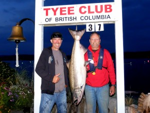 Blair Howell (new member) 37 lbs Sep 8th 720 p.m. on a plug rowed by Jeremy Maynard